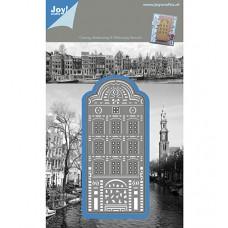 Joy!Crafts vyrezávacia šablóna Dom 1