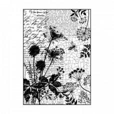 Ryžový papier A4 Writing enad Bees - Písmo a príroda