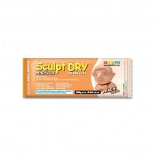 Samotvrdnúca hlina Sculpt Dry Broskyňa