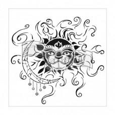 Šablóna TCW Sun and moon