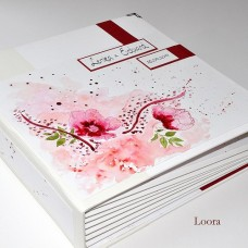 Svadobný album Akvarel