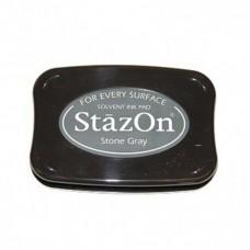 Stazon poduška Stone Gray / Sivá