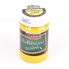 Tabuľová farba Žltá 100 ml
