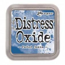 Atramentová poduška Distress oxide Faded jeans / rifľová