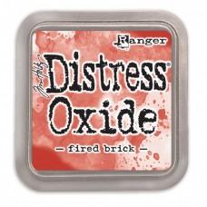 Atramentová poduška Distress oxide Fired brik / Tehlová