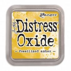 Atramentová poduška Distress oxide Fossilized amber / Žltá