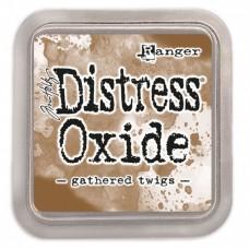 Atramentová poduška Distress oxide Gathered twigs / Hnedá svetlá