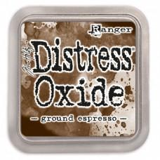 Atramentová poduška Distress oxide Ground Espresso / Čokoládová