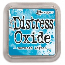 Atramentová poduška Distress oxide Mermaid lagoon