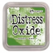 Atramentová poduška Distress oxide Mowed lawn / Zelená jarná