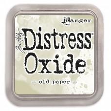 Atramentová poduška Distress Oxide Old paper / Slonovinová