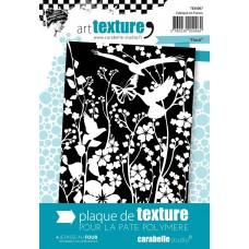 Pečiatka Carabelle studio Textúra Floral