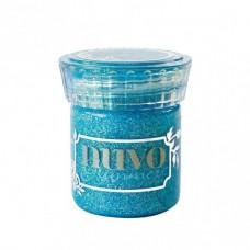 Tonic Studios Glimmer Paste Nuvo Blue Topaz/ glitrovaná pasta Mordý topáz