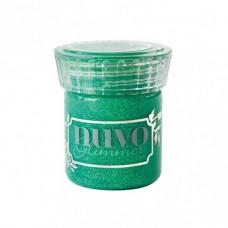 Tonic Studios Glimmer Paste Nuvo peridot green/ glitrovaná pasta Zelená