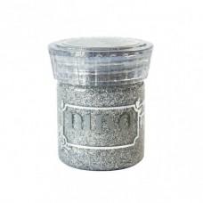 Tonic Studios Glimmer Paste Nuvo Silver Gem/ glitrovaná pasta Strieborná