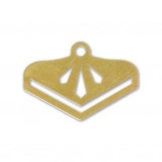 Ukončovací komponent Trojuholník Zlatá