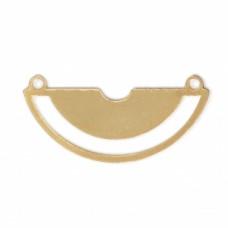 Ukončovací komponent Polmesiac Zlatá