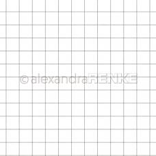 Vzorovaný papier A.Renke Mriežka