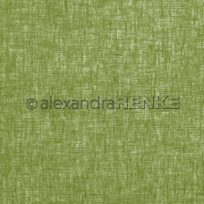 Vzorovaný papier A.Renke Zelené plátno