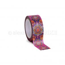 Washi páska A. Renke Ružová mandala