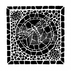 Šablóna TCW Winged mosaic