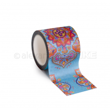 Washi páska A. Renke Azúrová mandala