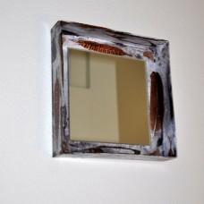 Štvorcové zrkadlo Pierka
