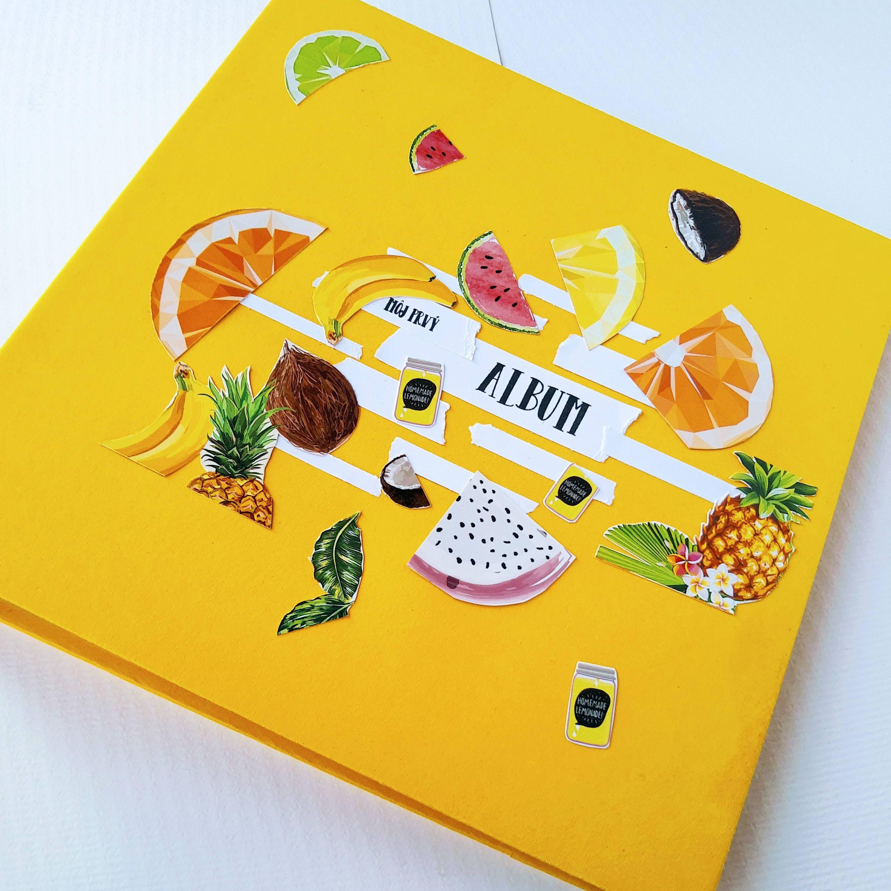 Letný tropický album