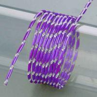 Hliníkové drôty ozdobné