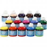 Akrylové farby