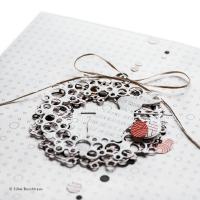 Rámy, ornament, konfety