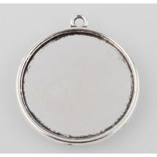 Prívesok kruhové lôžko antik