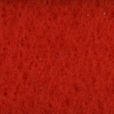 Filc 1 mm Červená svetlá