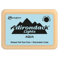 Pigmentová poduška Adirondack Lights Aqua