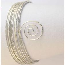 Drôt s diamantovým efektom Perleťová