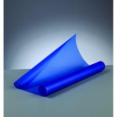 Transparentný papier Modrá