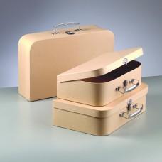Papierový kufrík 3 veľkosti