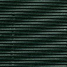 Vlnitý papier Tenké vlny Zelená tmavá