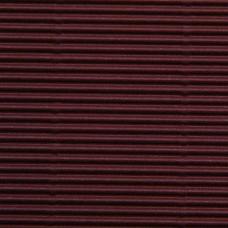Vlnitý papier Tenké vlny Bordová