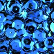 Lomené flitre Modrá svetlá