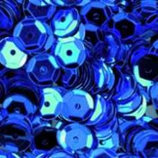 Lomené flitre Modrá