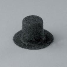 Miniatúrny klobúk 8 veľkostí