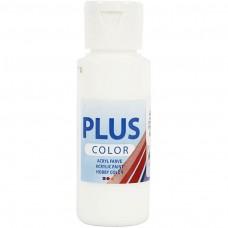 Akrylová farba Plus Color White / Biela