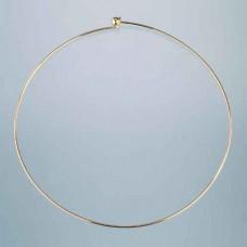 Drôt so zapínaním na guličku Zlatá