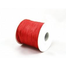Nylonová šnúrka 0,8 mm Červená