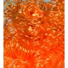 Umelé vlasy oranžové