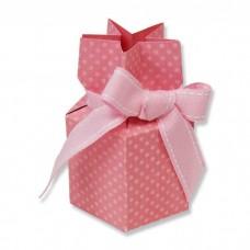 Sizzix Bigz Die Plus vyrezávacia šablóna Christmas favour Box