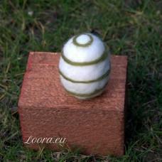 Plstené veľkonočné vajíčko 3