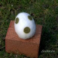 Plstené veľkonočné vajíčko 4