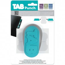 Raznica We R Memory Keepers Tab punch